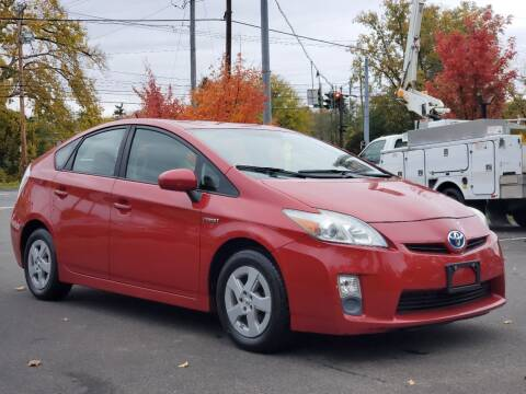 2011 Toyota Prius for sale at Broadway Motor Car Inc. in Rensselaer NY