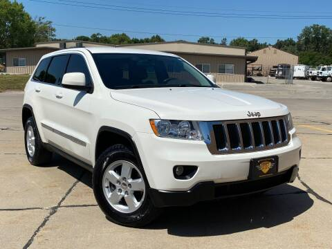 2012 Jeep Grand Cherokee for sale at Effect Auto Center in Omaha NE