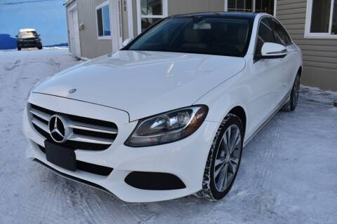 2017 Mercedes-Benz C-Class for sale at Alaska Best Choice Auto Sales in Anchorage AK