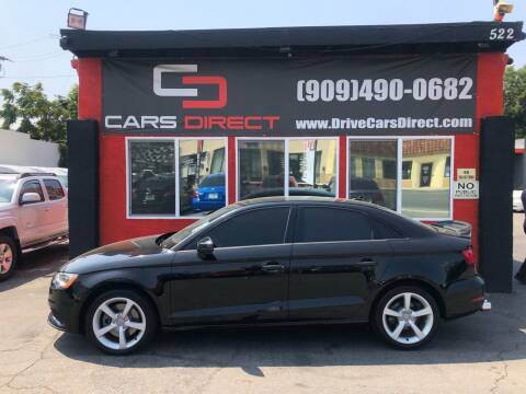 2015 Audi A3 for sale at Cars Direct in Ontario CA