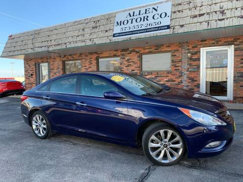2011 Hyundai Sonata for sale at Allen Motor Company in Eldon MO