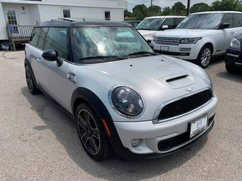 2012 MINI Cooper Clubman for sale at KAYALAR MOTORS in Houston TX