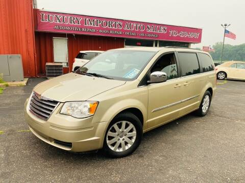 2012 Chrysler Town and Country for sale at LUXURY IMPORTS AUTO SALES INC in North Branch MN