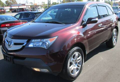 2009 Acura MDX for sale at Express Auto Sales in Lexington KY