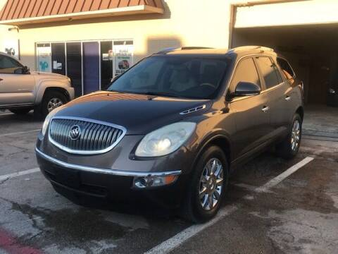 2012 Buick Enclave for sale at Reliable Auto Sales in Plano TX