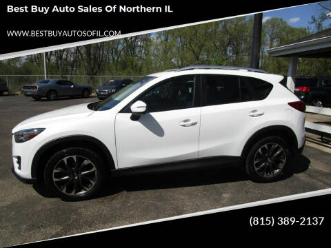 2016 Mazda CX-5 for sale at Best Buy Auto Sales of Northern IL in South Beloit IL