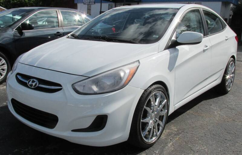 2016 Hyundai Accent for sale at Express Auto Sales in Lexington KY