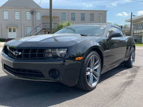 2011 Chevrolet Camaro for sale at LUXURY AUTO MALL in Tampa FL