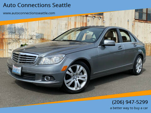 2011 Mercedes-Benz C-Class for sale at Auto Connections Seattle in Seattle WA