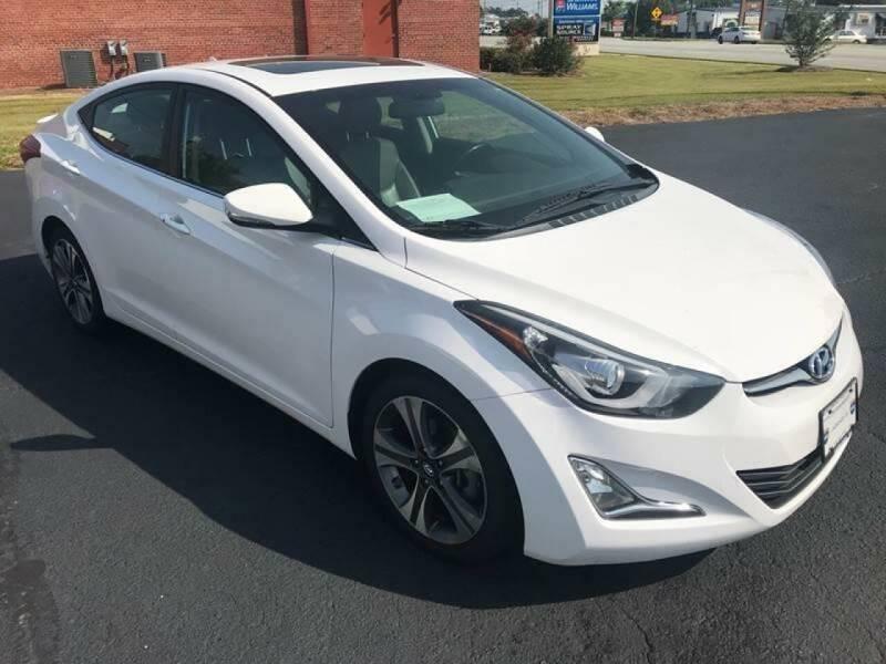 2015 Hyundai Elantra for sale at R3A USA Motors in Lawrenceville GA