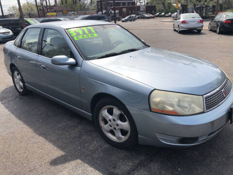 2004 Saturn L300 for sale at Klein on Vine in Cincinnati OH