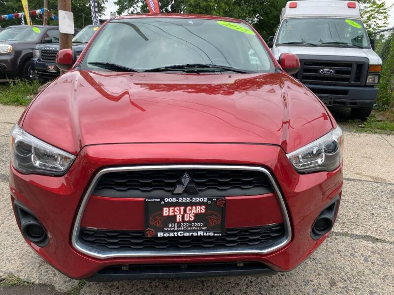 2015 Mitsubishi Outlander Sport for sale at Best Cars R Us in Plainfield NJ