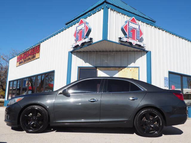 2014 Chevrolet Malibu for sale at DRIVE 1 OF KILLEEN in Killeen TX