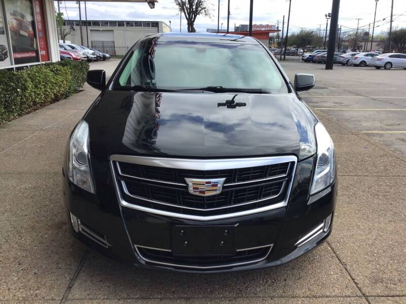 2016 Cadillac XTS for sale at Magic Auto Sales in Dallas TX