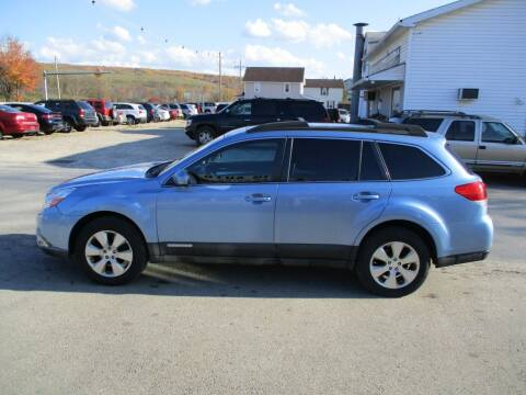 2010 Subaru Outback for sale at ROUTE 119 AUTO SALES & SVC in Homer City PA
