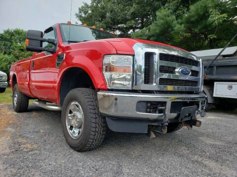 2009 Ford F-250 Super Duty for sale at Jacob's Auto Sales Inc in West Bridgewater MA