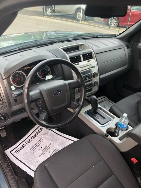 2012 Ford Escape for sale at Mike's Auto Sales in Rochester NY