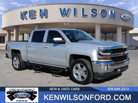 2018 Chevrolet Silverado 1500 for sale at Ken Wilson Ford in Canton NC
