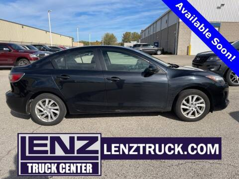 2012 Mazda MAZDA3 for sale at Lenz Auto - Coming Soon in Fond Du Lac WI
