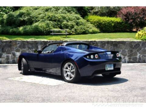 2008 Tesla Roadster for sale at SW Dynamic Motorsports in Garland TX