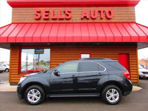 2014 Chevrolet Equinox for sale at Sells Auto INC in Saint Cloud MN