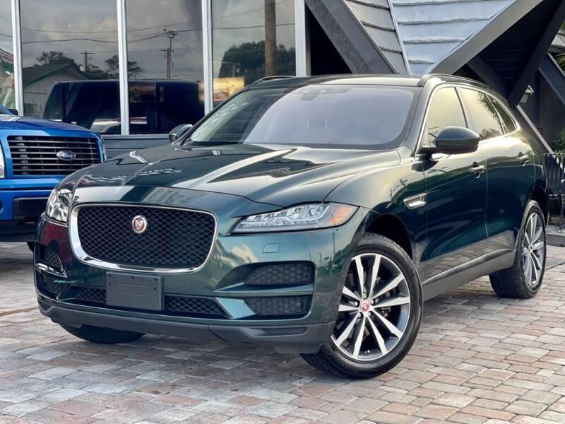 2017 Jaguar F-PACE for sale at Unique Motors of Tampa in Tampa FL