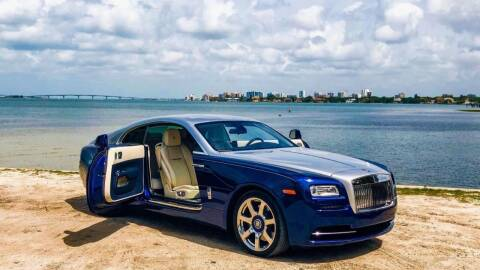 2014 Rolls-Royce Wraith for sale at Limitless Garage Inc. in Rockville MD