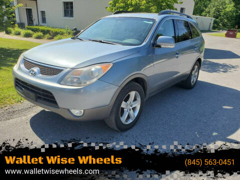 2007 Hyundai Veracruz for sale at Wallet Wise Wheels in Montgomery NY