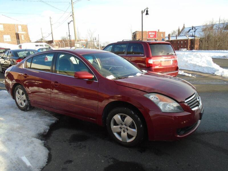 2008 Nissan Altima for sale at Broadway Auto Services in New Britain CT
