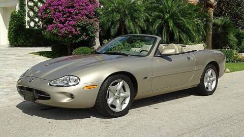1998 Jaguar XK-Series for sale at Premier Luxury Cars in Oakland Park FL