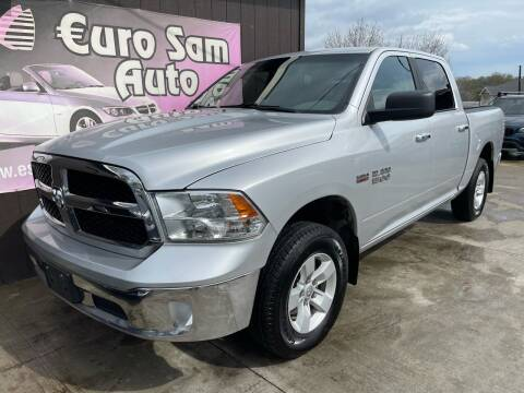 2017 RAM Ram Pickup 1500 for sale at Euro Auto in Overland Park KS