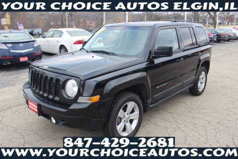 2011 Jeep Patriot for sale at Your Choice Autos - Elgin in Elgin IL