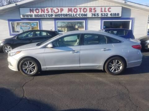 2017 Hyundai Sonata for sale at Nonstop Motors in Indianapolis IN