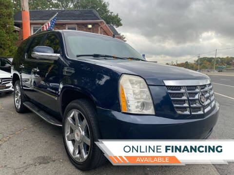 2008 Cadillac Escalade for sale at Bloomingdale Auto Group - The Car House in Butler NJ