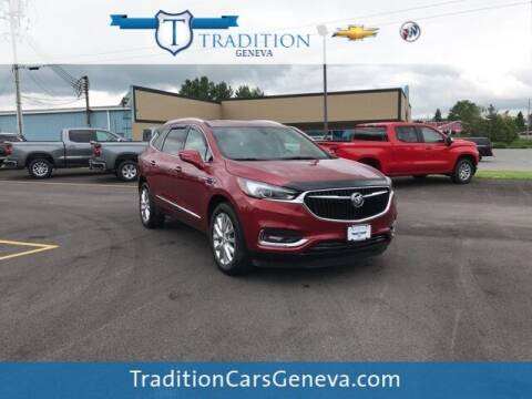 2020 Buick Enclave for sale at Tradition Chevrolet Buick in Geneva NY
