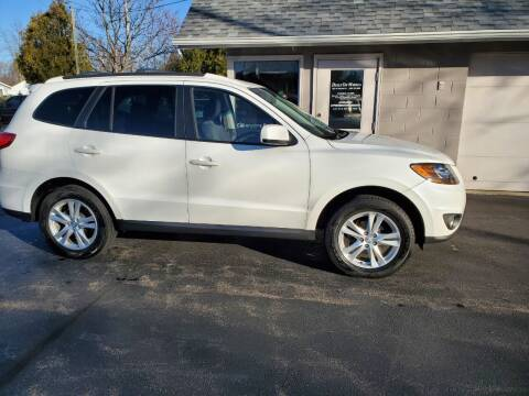 2010 Hyundai Santa Fe for sale at Deals on Wheels in Oshkosh WI