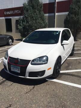 2008 Volkswagen GTI for sale at Specialty Auto Wholesalers Inc in Eden Prairie MN