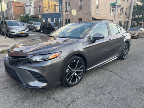 2020 Toyota Camry for sale at Gallery Auto Sales in Bronx NY