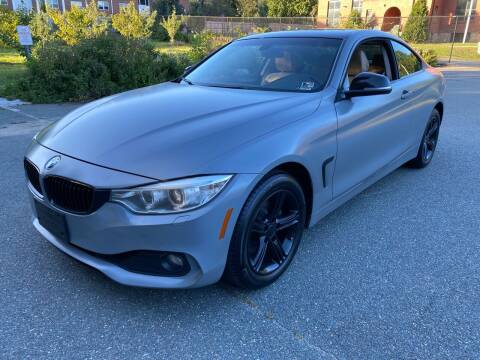 2015 BMW 4 Series for sale at Broadway Motoring Inc. in Arlington MA