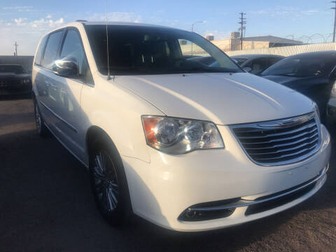 2013 Chrysler Town and Country for sale at Town and Country Motors in Mesa AZ