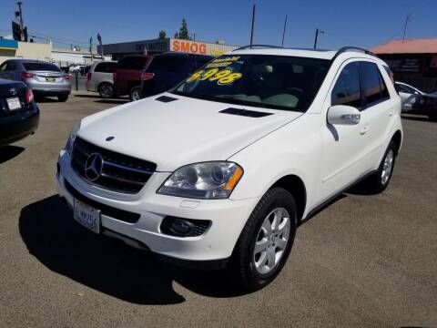 2007 Mercedes-Benz M-Class for sale at Showcase Luxury Cars II in Pinedale CA