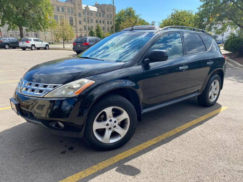 2005 Nissan Murano for sale at Your Car Source in Kenosha WI