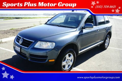 2005 Volkswagen Touareg for sale at Sports Plus Motor Group LLC in Sunnyvale CA