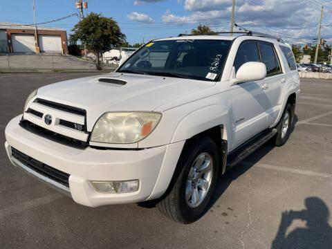 2004 Toyota 4Runner for sale at Diana Rico LLC in Dalton GA