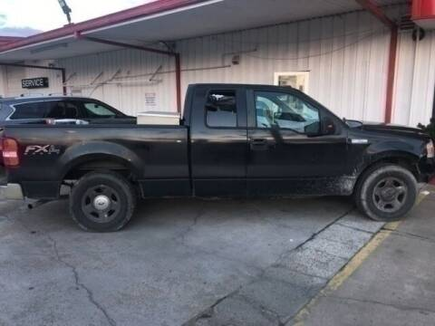 2006 Ford F-150 for sale at FREDY KIA USED CARS in Houston TX