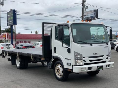 2016 Isuzu NPR for sale at Lux Motors in Tacoma WA