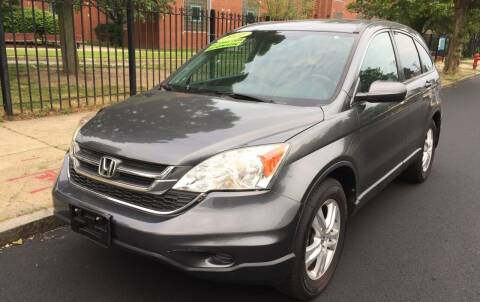 2010 Honda CR-V for sale at Commercial Street Auto Sales in Lynn MA