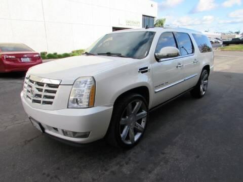 2010 Cadillac Escalade ESV for sale at Pennington's Auto Sales Inc. in Orange CA