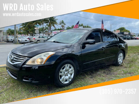 2010 Nissan Altima for sale at WRD Auto Sales in Hollywood FL