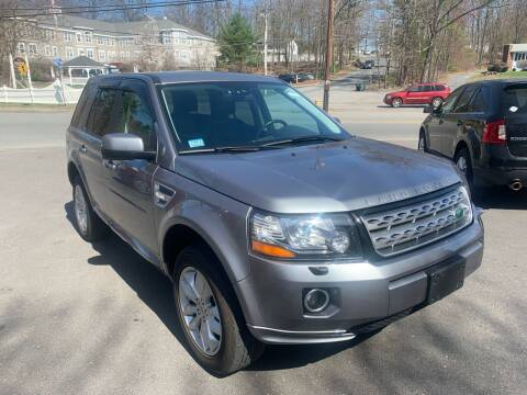 2014 Land Rover LR2 for sale at QUINN'S AUTOMOTIVE in Leominster MA